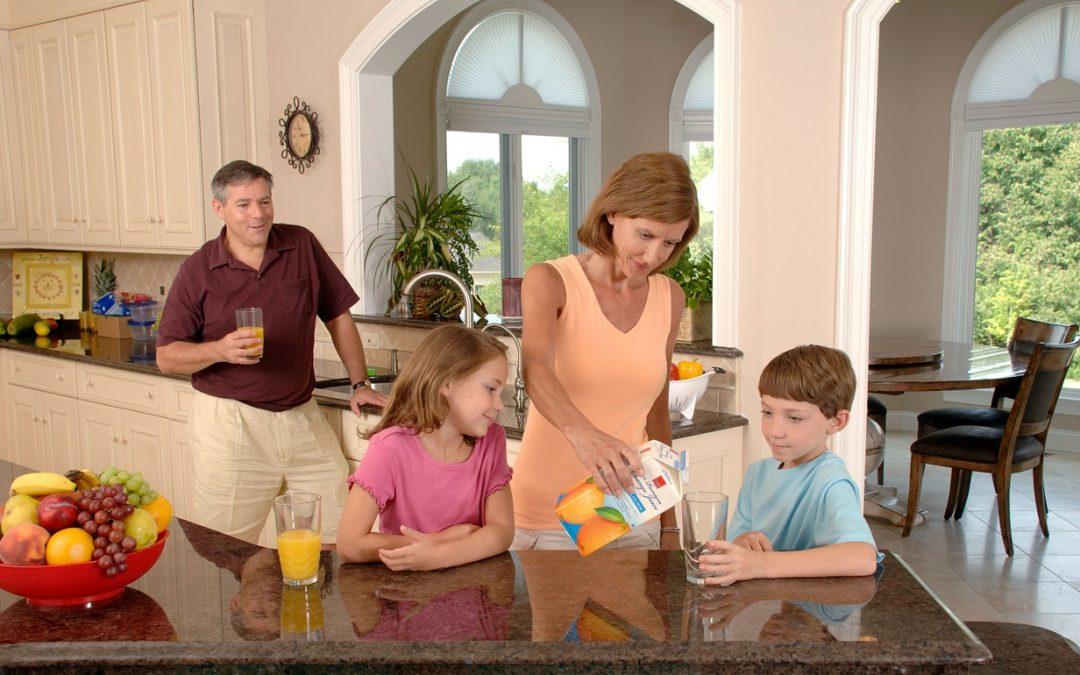 Kuchyně bezpečná pro děti