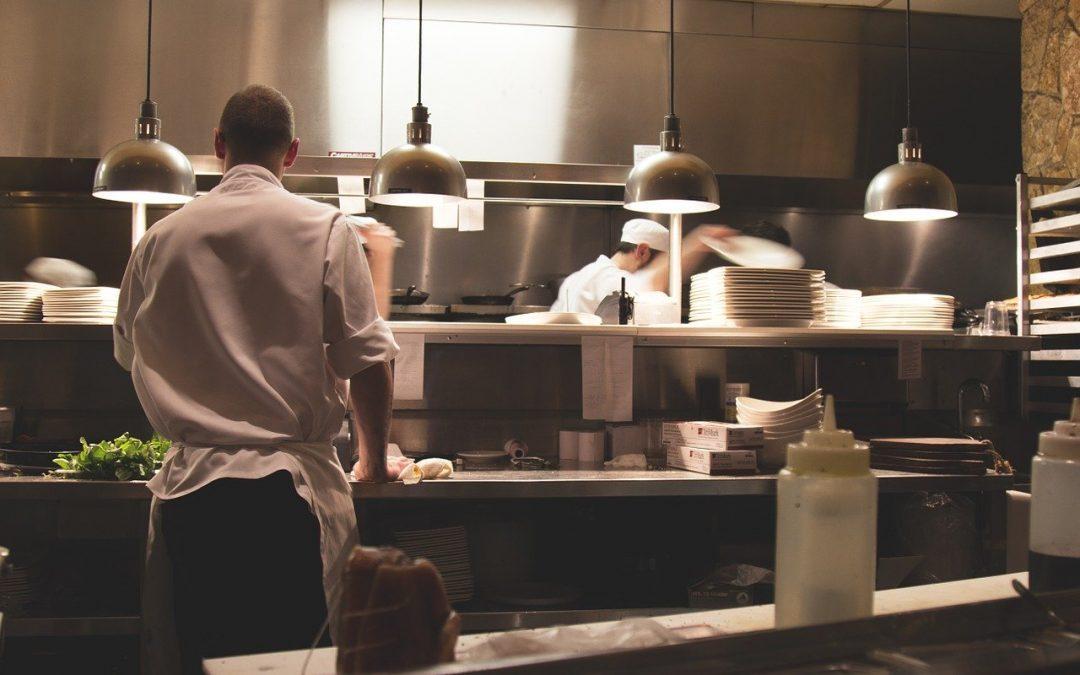 Jak uspořádat vaši kuchyň?
