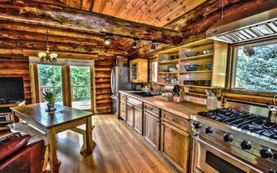 Výhody rustikálních kuchyní