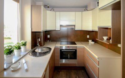 Nápady a tipy pro malé kuchyně